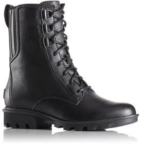 Sorel W's Phoenix Lace Boots Black